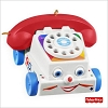 2009 Chatter Telephone Fisher Price Toy Ornament