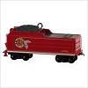 2009 Lionel Trains Red Mikado Holiday Tender