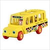 2009  Fisher Price School Bus Toy Ornament