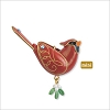 2009 Beauty of Birds Complement Northern Cardinal *Miniature
