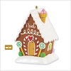 2009 Home Sweet Home Gingerbread House *Miniature