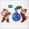 2010 Chip 'n Dale O Christmas Chipmunks set/2 Ltd. Qty.