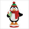 2010 Noel Nutcrackers 3rd & Final Snow Happy to Serve Penguin