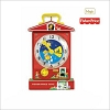 2011 Fisher Price Music Box Teaching Clock *Magic