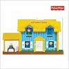 2011 Fisher Price Play Family House Ornament