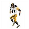 2011 Football Legends Complement Troy Polamalu in Super Bowl XLV Uniform