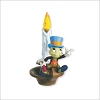 2012 Mickey's Christmas Carol 4th Jiminy Cricket Ghost of Christmas Past