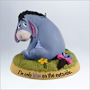 2012 Winnie the Pooh Only on the Outside Eeyore