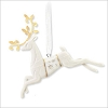 2012 Dash Away All Porcelain Reindeer