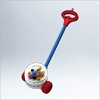 2012 Fisher Price Corn Popper..Ornament not toy