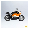 2012 Miniature Harley-Davidson 14th and Final 1972 XRTT 750 Road Racer *Miniature
