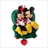 2013 Mickey and Minnie Two in a Chair