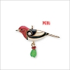 2013 Beauty of Birds Complement Red-Headed Woodpecker *Miniature
