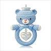 2014 Baby's 1st Christmas Boy Rattle