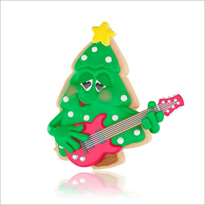 2014 Sugar Sugar Cookie Tree Magic Hallmark Keepsake Ornament Qgo1553