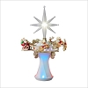 2015 Here Comes Santa Claus Tree Topper *Magic Cord