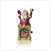 2014 Santa Certified 2nd Santa Jack-in-the-Box