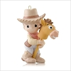 2014 Toy Story Precious Moments Woody and Bullseye
