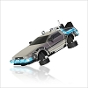 2014 Back to the Future DeLorean Flying Time Machine *Magic