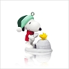 2014 Winter Fun with Snoopy 17th *Miniature