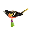 2014 Beauty of Birds Complement Baltimore Oriole *Miniature