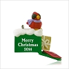 2014 Santa Has Mail *Miniature