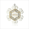 2014 Little Snowflake *Miniature