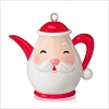 2014 Santa's Little Teapot *Miniature
