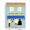 2015 Nostalgic Houses and Shops 32nd Keepsake Korners Pet Shop