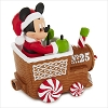 2016 Disney Christmas Express Train Mickey Mouse *Magic