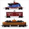 2016 Miniature Lionel Trains 2533W Great Northern Freight set/3
