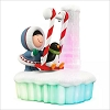 2016 Frosty Friends Swing in the Holidays Tabletop Display *Magic Cord
