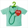 2016 Heartfelt Healthcare Scrub Shirt