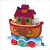2016 Santa Certified 4th Noah's Ark Pull Toy