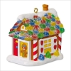 2016 Noelville Complement Sweet Little Mouse House *MINIATURE *Magic