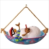 2017 Mele Kalikimaka Snowman in Hammock *Magic