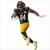 2017 Football Legends Complement Antonio Brown Pittsburgh Steelers