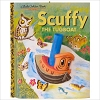 2017 Little Golden Books Scuffy the Tugboat