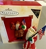 2004 North Pole Patriot Santa / Flag *Colorway