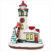 2018 Luminous Holiday Lighthouse Tabletop Decoration *Magic *Requires Keepsake Power Cord