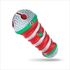 2018 My Favorite Holiday Song Recordable Microphone