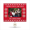 2018 Cozy Family Christmas Photo Holder