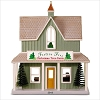 2018 Nostalgic Houses and Shops 35th Festive Firs Christmas Tree Farm