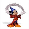 2018 Premium Mickey The Sorcerer's Apprentice Metal With Gems