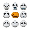2018 The Nightmare Before Christmas 25th Anniversary Many Faces of Jack Skellington *Premium set/9