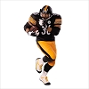 2018 Football Legends Complement Pittsburgh Steelers Jerome Bettis