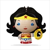 2018 Wonder Woman *Wood Ornament
