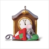 2018 A Creature Was Stirring 3rd Mouse With Clock *Miniature