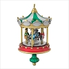 2018 Christmas Carousel 2nd *Miniature