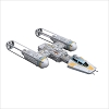 2019 Star Wars Collection Y-Wing Starfighter *Storyteller *Requires Keepsake Power Cord